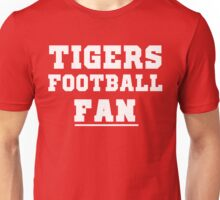 Tigers Football Fan for school or college sports Fans Unisex T-Shirt