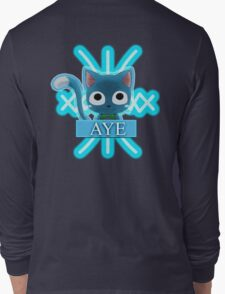 Happy Hoodie Long Sleeve T-Shirt