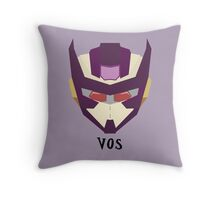 DJD - Vos Throw Pillow