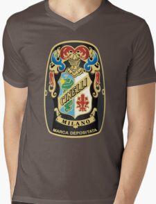 Cinelli 1953 Mens V-Neck T-Shirt