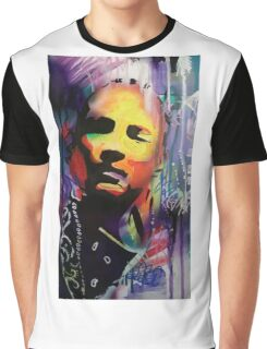 Lyricist Sevin Graphic T-Shirt