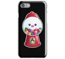 Kawaii Gum Ball Machine iPhone Case/Skin