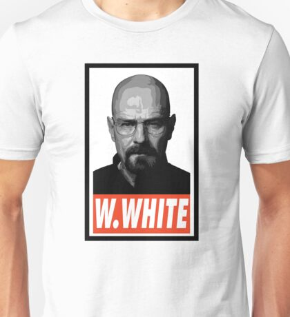 -SERIES- Walter White Unisex T-Shirt