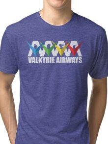 Valkyrie Airways Tri-blend T-Shirt