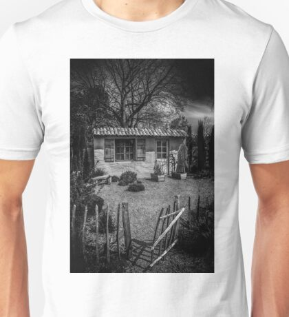 Le Jardin de Vincent Black and White Unisex T-Shirt