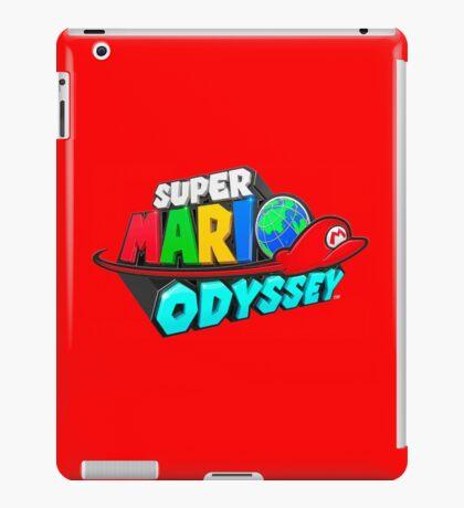 Mario Odyssey  iPad Case/Skin