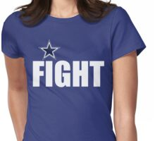 Fight T-Shirt Womens Womens Fitted T-Shirt