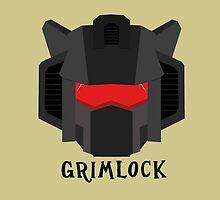 Me, Grimlock by sunnehshides