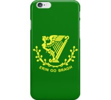 Erin Go Bragh iPhone Case/Skin