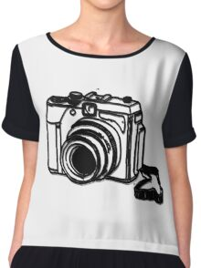 Life Is Strange - Polaroid Chiffon Top