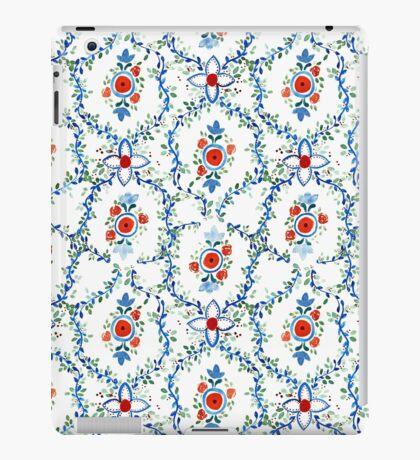 Thai Tile Print iPad Case/Skin
