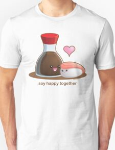 Soy Happy Together T-Shirt