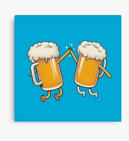 Cheers Canvas Print