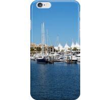Mariner's Cove Marina iPhone Case/Skin