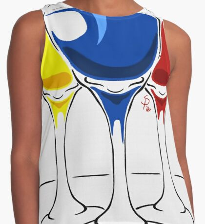 Primary Tastes Contrast Tank
