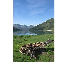 lake ritom Photographic Print