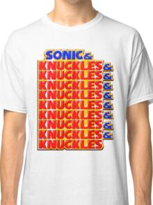 & Knuckles Classic T-Shirt