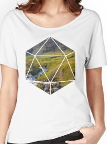 D20 - Green Hills Women's Relaxed Fit T-Shirt