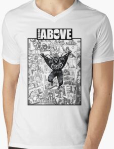 From Above Comic Book 05 Mens V-Neck T-Shirt