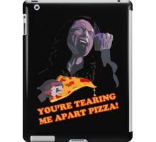 Tear-Apart Pizza iPad Case/Skin