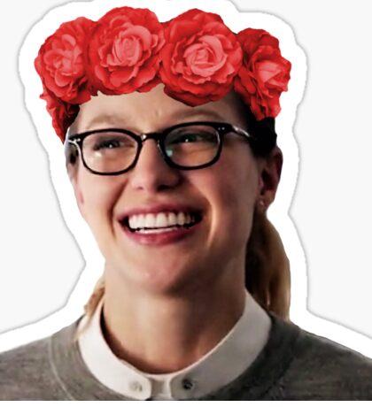 Kara Danvers Sticker