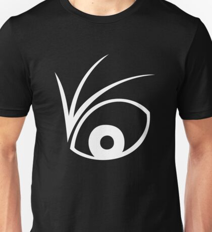 A Series of Unfortunate Events Eye (White) Unisex T-Shirt