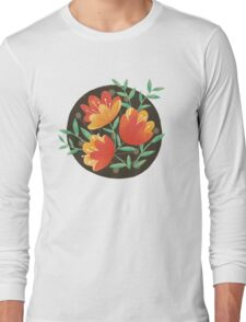 Afternoon Blooms Long Sleeve T-Shirt