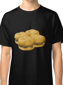 Wetdryvac Presents Glitch: Food hearty groddle sammich Classic T-Shirt