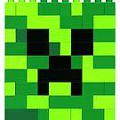 Minecraft Creeper  by Addison