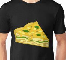 Glitch Food scrumptious frittata Unisex T-Shirt
