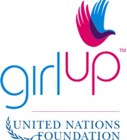 Girl Up Logo Sticker