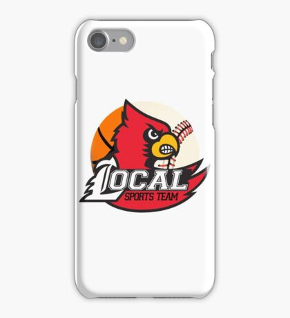 Local Sports Team iPhone Case/Skin