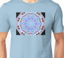 WISDOM AND LOVE MANDALA Unisex T-Shirt