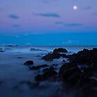 Blue Hour by Trudi Skinn