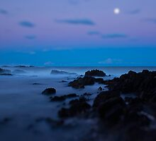 Blue Hour by Trudi Skinn