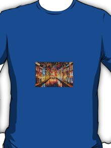 Amsterdam — Buy Now Link - www.etsy.com/listing/177566872 T-Shirt