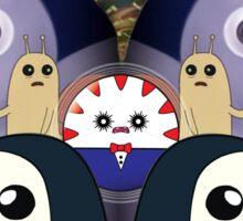 Spongebob Find's Adventure Time Sticker