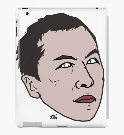 Chirrut Design iPad Case/Skin