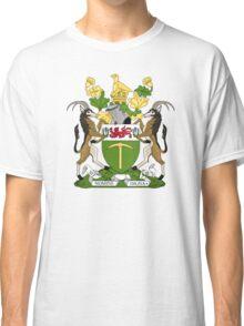 Rhodesian Coat of Arms Classic T-Shirt
