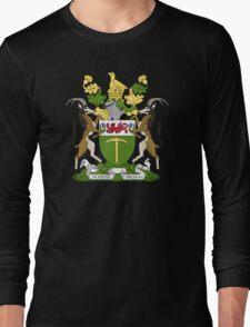 Rhodesian Coat of Arms Long Sleeve T-Shirt