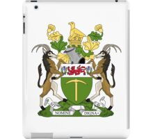 Rhodesian Coat of Arms iPad Case/Skin
