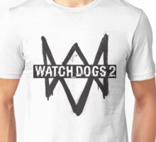 Watch Dogs 2 Logo Unisex T-Shirt