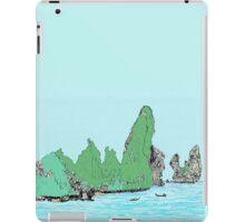 Ton Sai Beach in Thailand iPad Case/Skin