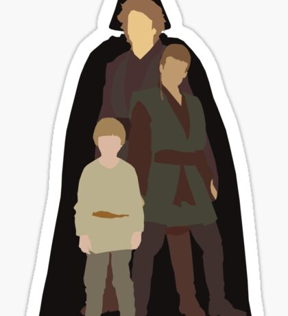 """""""Maybe Vader someday later"""" Sticker"""