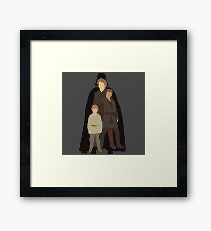 """Maybe Vader someday later"" Framed Print"