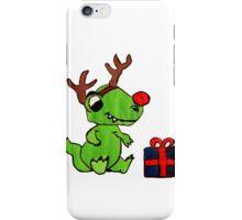 Dino Christmas  iPhone Case/Skin