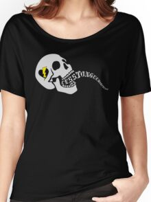 SKULL & TONGUE Women's Relaxed Fit T-Shirt