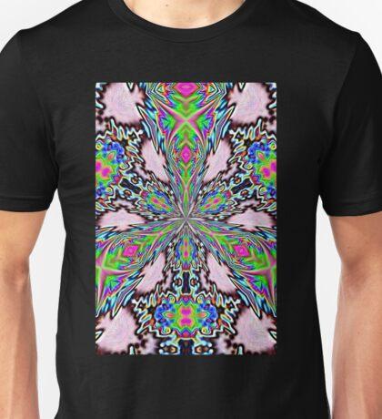 psychedelic radiance Unisex T-Shirt