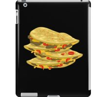 Glitch Food spicy quesadilla iPad Case/Skin