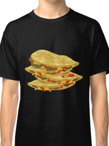 Glitch Food spicy quesadilla Classic T-Shirt